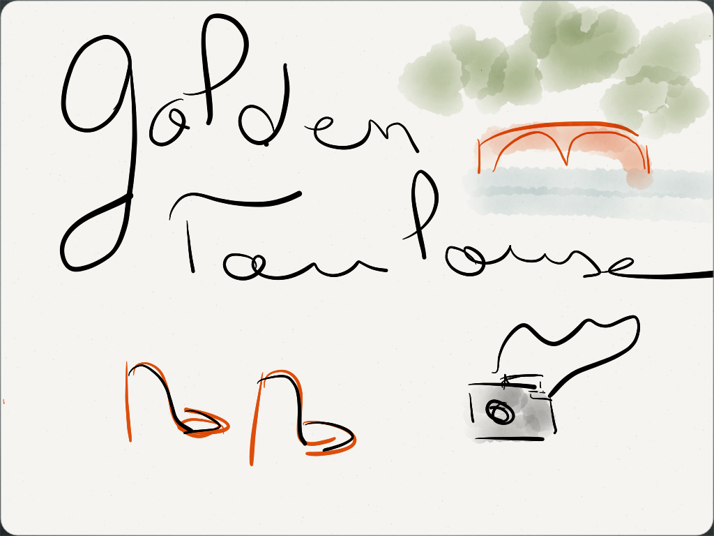 Golden Blog photo